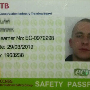 Certyfikat ECITB